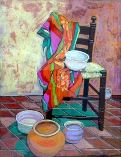 In loving memory of artist Alice G. Mathieu (Mom)
