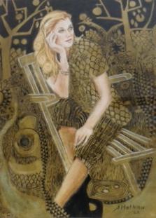 Artist: Alice G. Mathieu