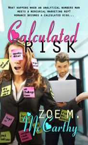 Calculated Risk by Zoe M. McCarthy
